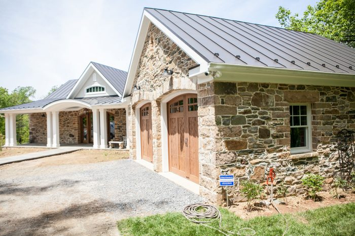Traditional Stone Veneers - Kelley's Masonry