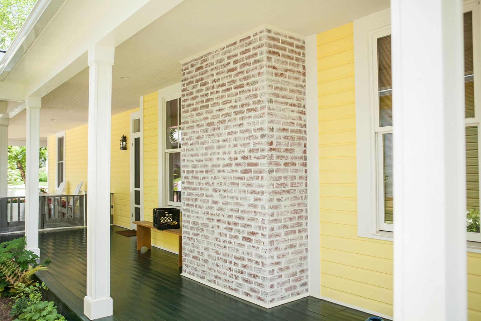 We can provide brick veneers to match existing brick work or new construction. Contact us today and discover how we can help make your vision a reality.