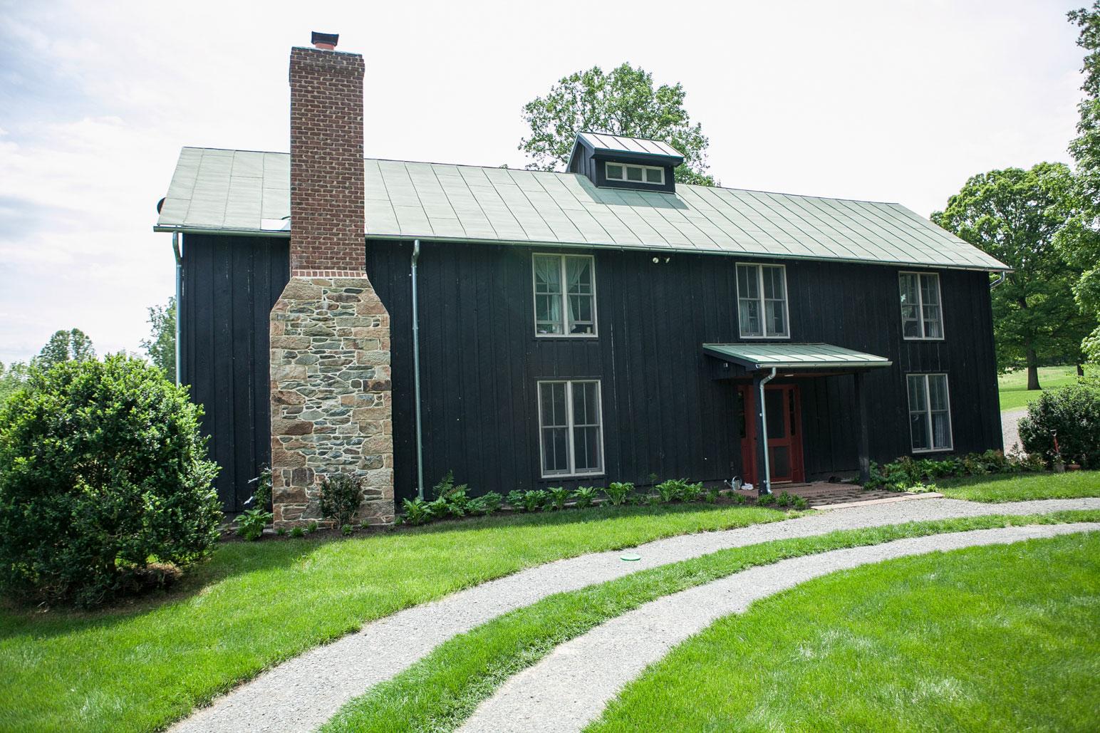 Log Cabin Restoration - Kelley's Masonry