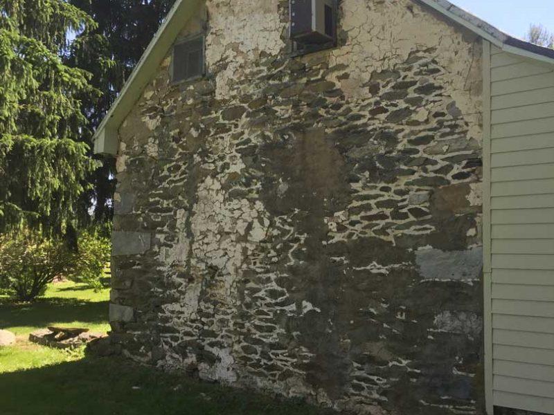 Stone Repointing Restoration - Kelley's Masonry