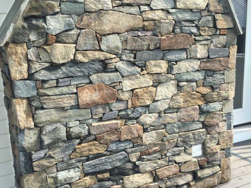 Thin Stone Veneer - Kelley's Masonry