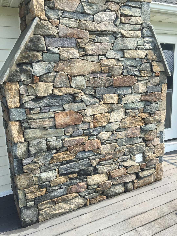 Stone Brick Veneer: Kelley's Masonry