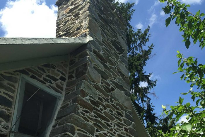 Chimney Masonry Restoration